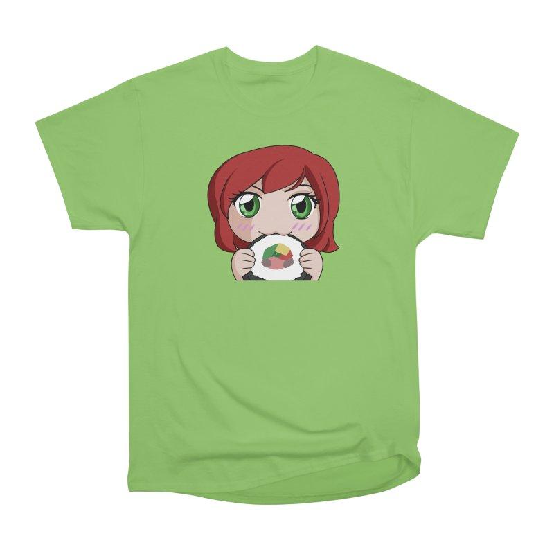 Maeka Men's Heavyweight T-Shirt by Maeka's Artist Shop