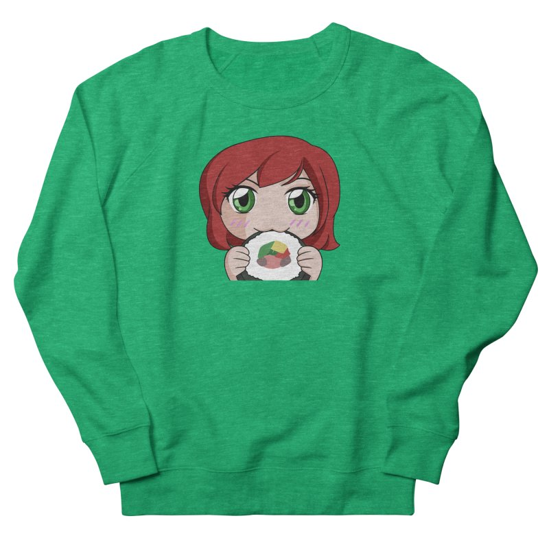 Maeka Women's Sweatshirt by Maeka's Artist Shop
