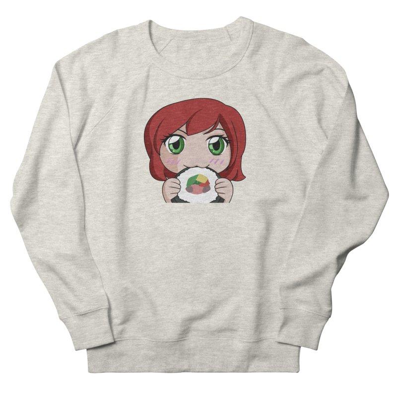 Maeka Women's French Terry Sweatshirt by Maeka's Artist Shop