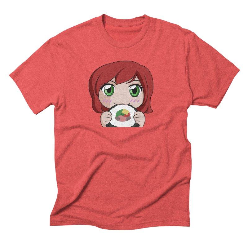 Maeka Men's Triblend T-Shirt by Maeka's Artist Shop