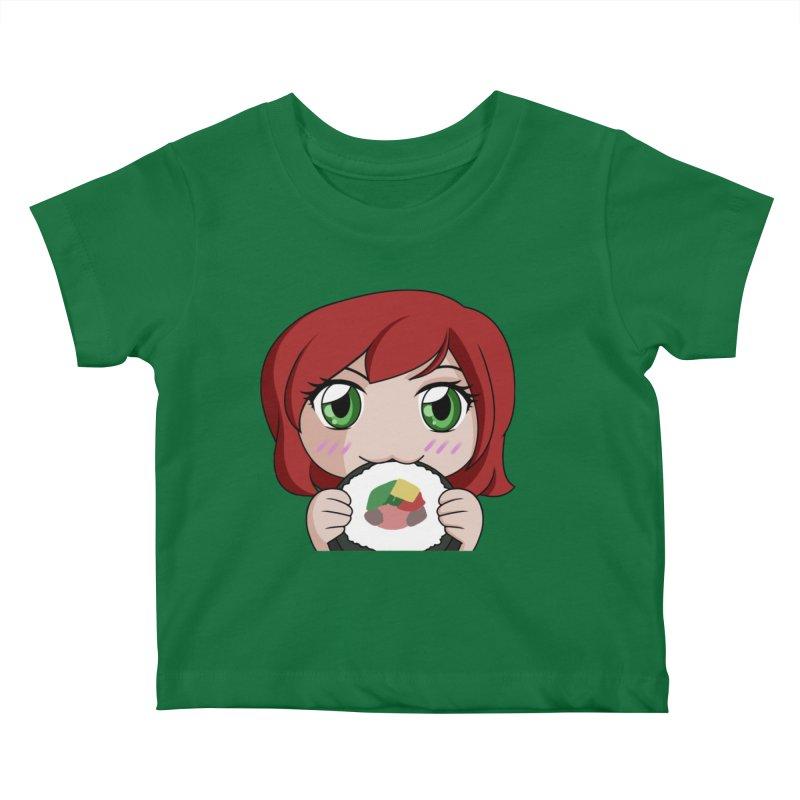 Maeka Kids Baby T-Shirt by Maeka's Artist Shop