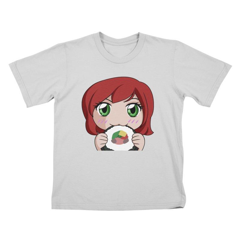 Maeka Kids T-Shirt by Maeka's Artist Shop