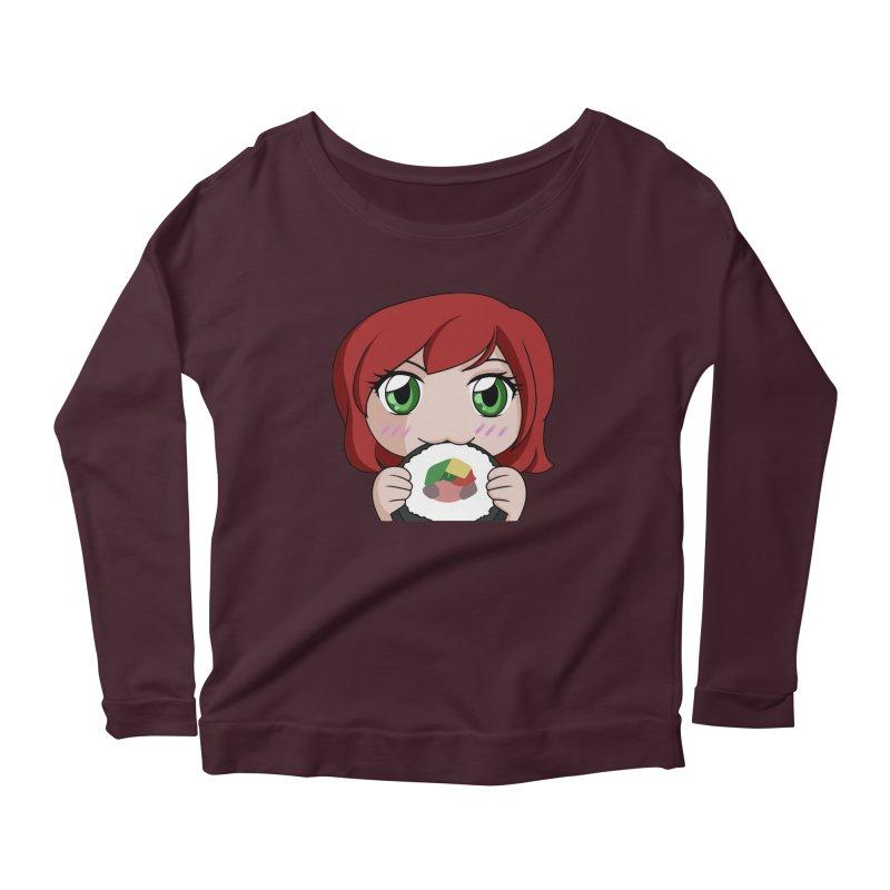 Maeka Women's Longsleeve T-Shirt by Maeka's Artist Shop