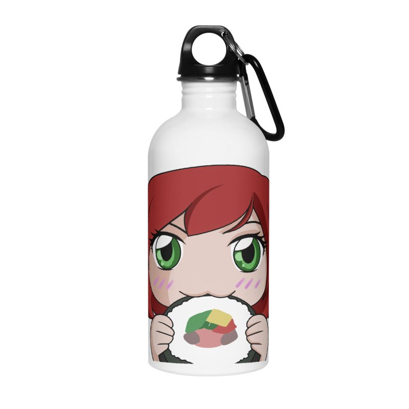 Maeka Accessories Water Bottle by Maeka's Artist Shop