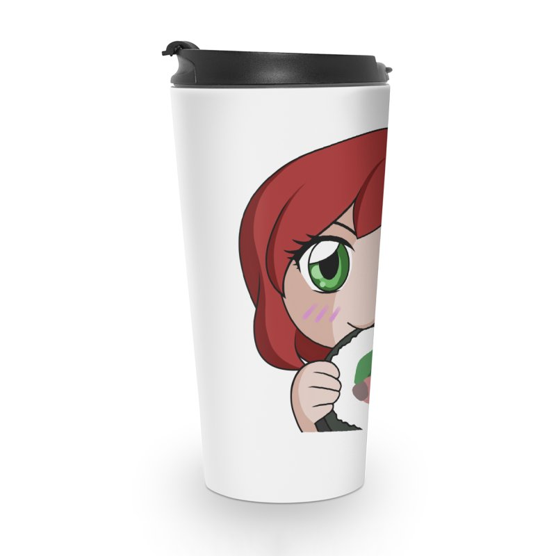 Maeka Accessories Travel Mug by Maeka's Artist Shop