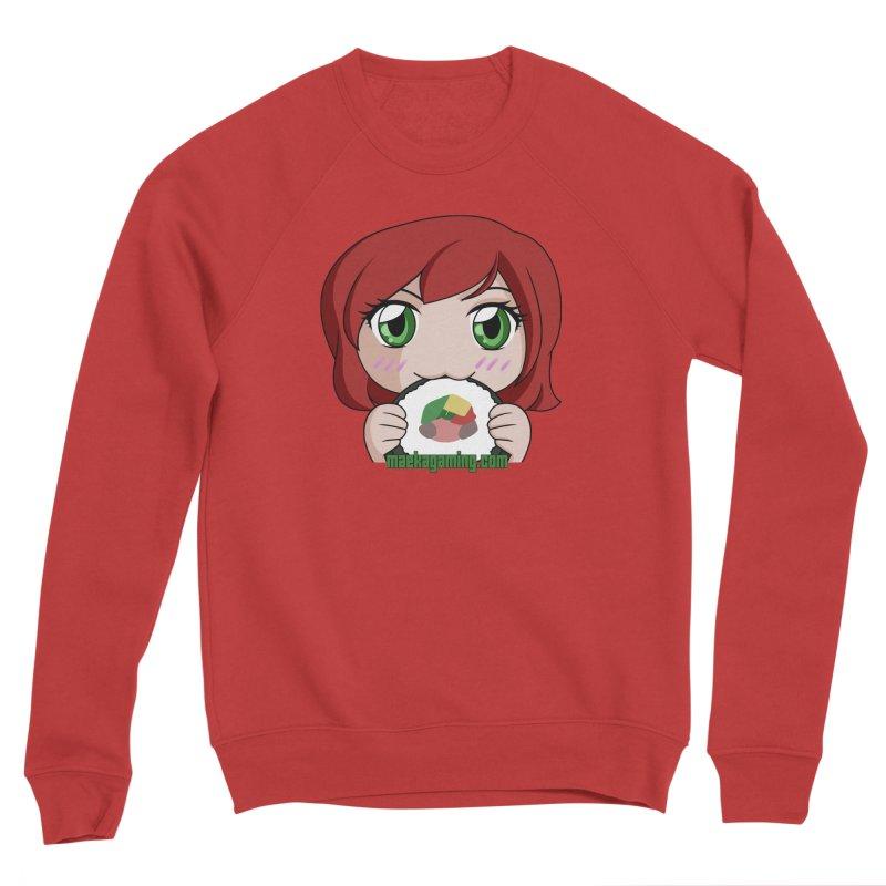 Maeka Men's Sponge Fleece Sweatshirt by Maeka's Artist Shop