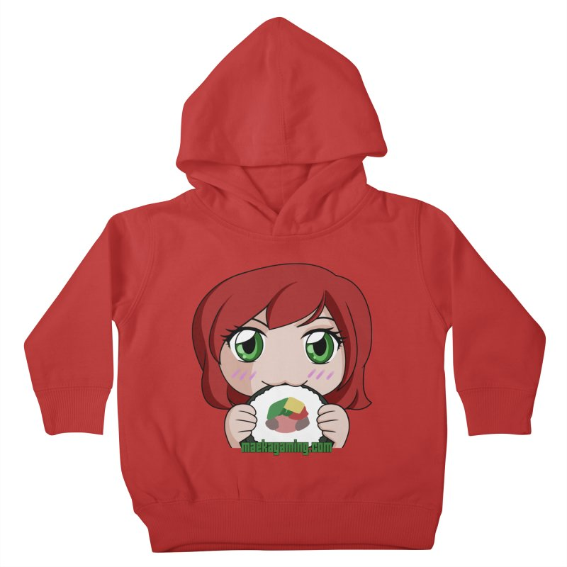 Maeka Kids Toddler Pullover Hoody by Maeka's Artist Shop