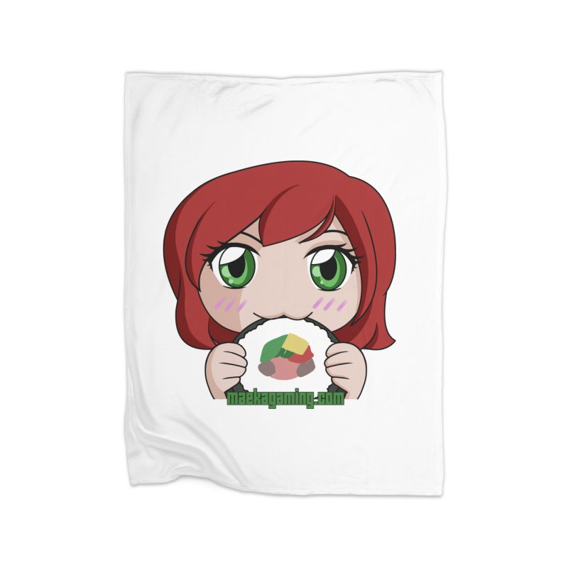 Maeka Home Blanket by Maeka's Artist Shop