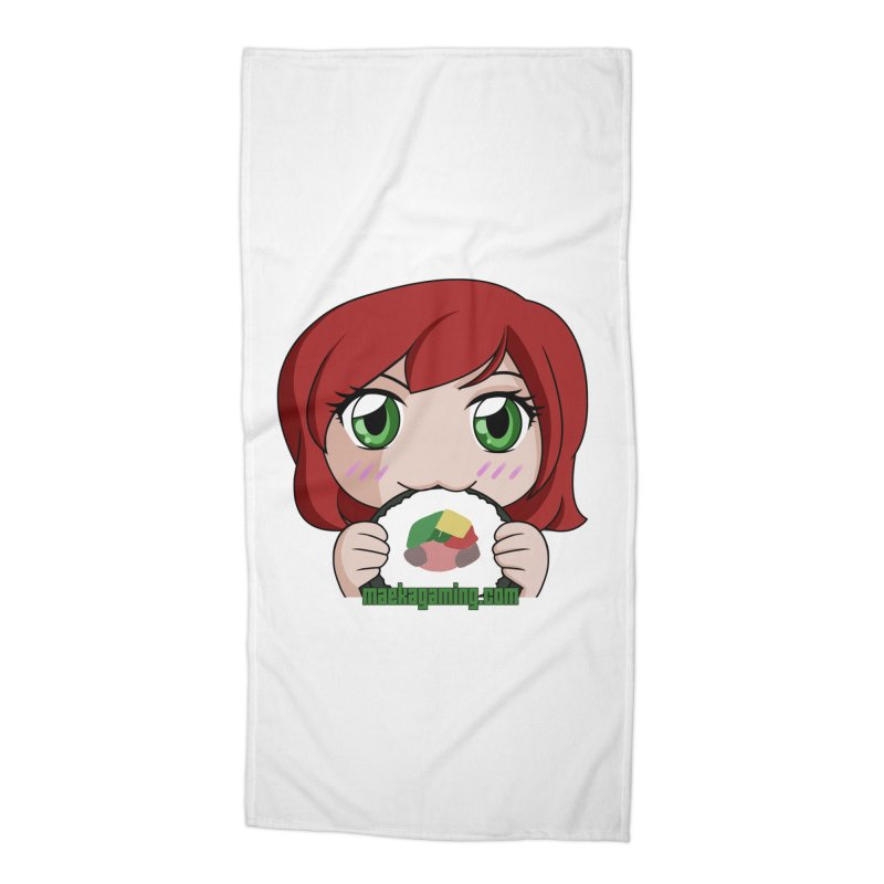 Maeka Accessories Beach Towel by Maeka's Artist Shop