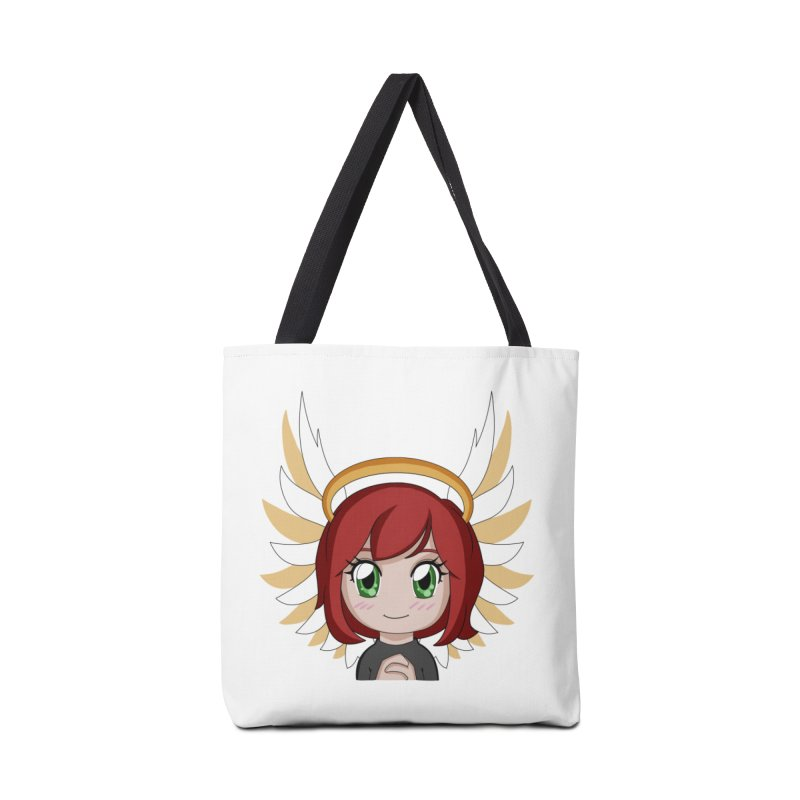 Angel Maeka Accessories Tote Bag Bag by Maeka's Artist Shop