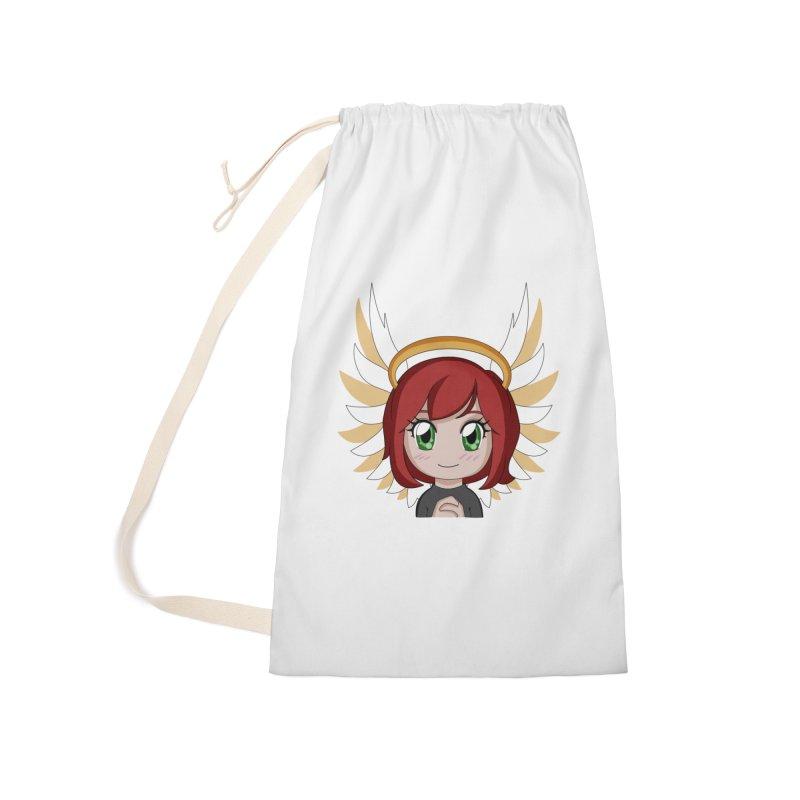 Angel Maeka Accessories Bag by Maeka's Artist Shop