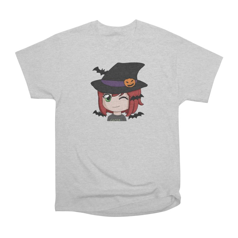 Witchy Maeka Women's Heavyweight Unisex T-Shirt by Maeka's Artist Shop