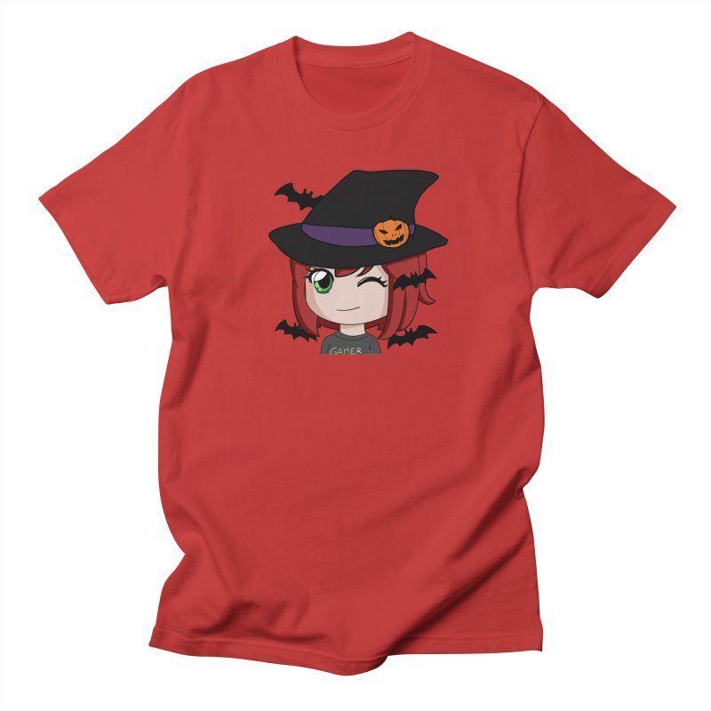 Witchy Maeka Women's Regular Unisex T-Shirt by Maeka's Artist Shop