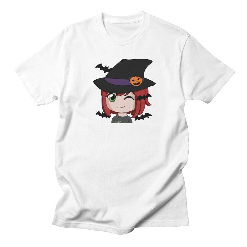 Witchy Maeka Men's Regular T-Shirt by Maeka's Artist Shop