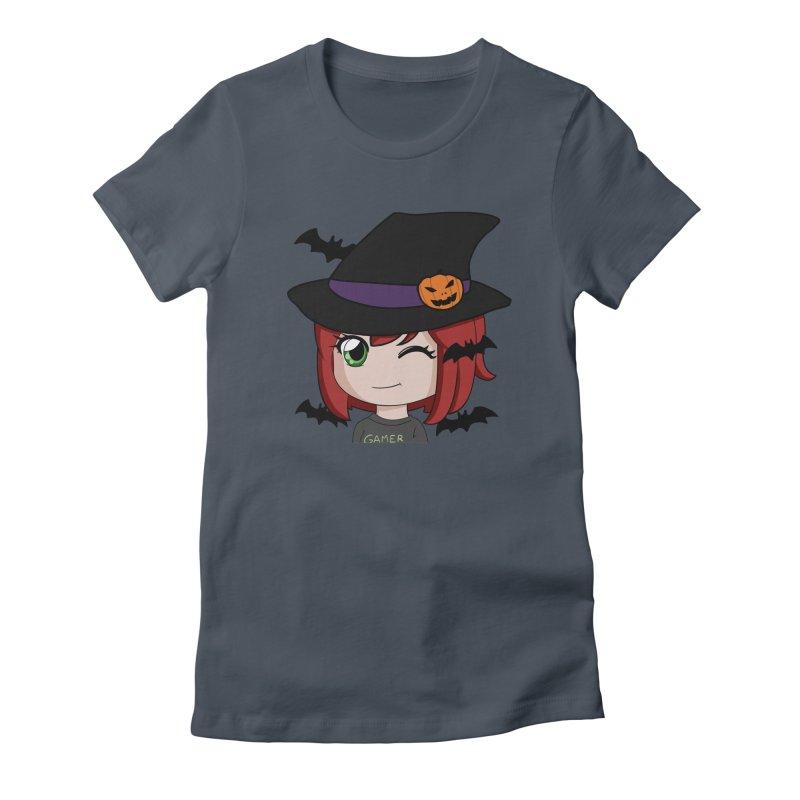 Witchy Maeka Women's T-Shirt by Maeka's Artist Shop