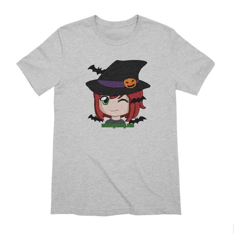 Witchy Maeka Men's Extra Soft T-Shirt by Maeka's Artist Shop