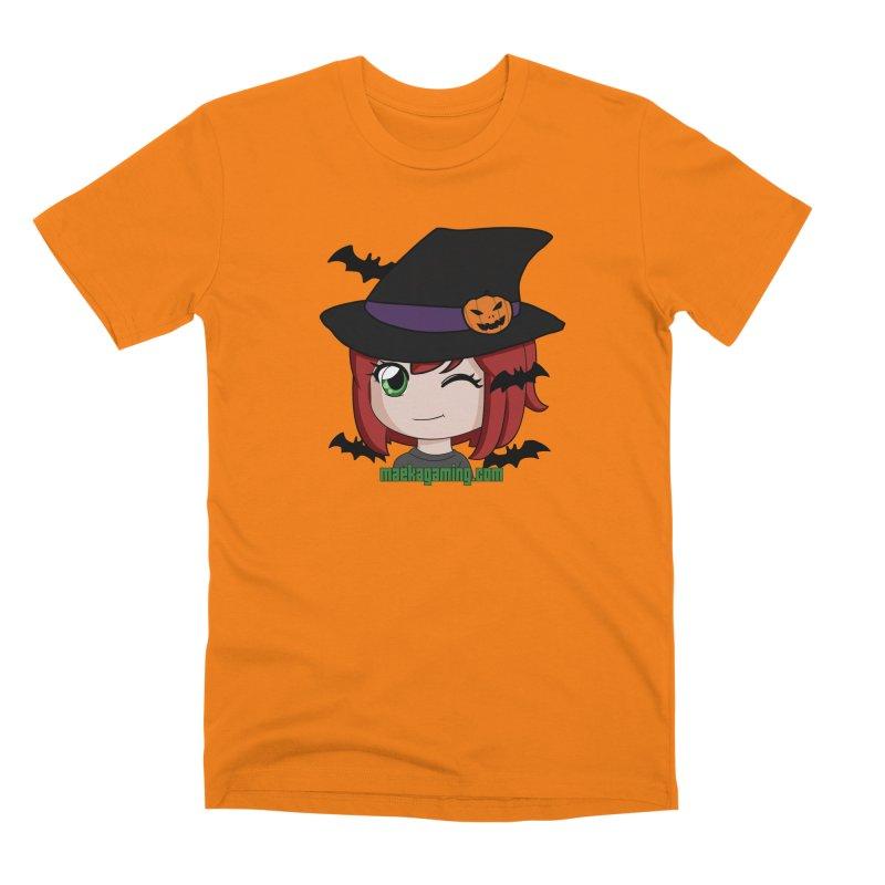 Witchy Maeka Men's Premium T-Shirt by Maeka's Artist Shop