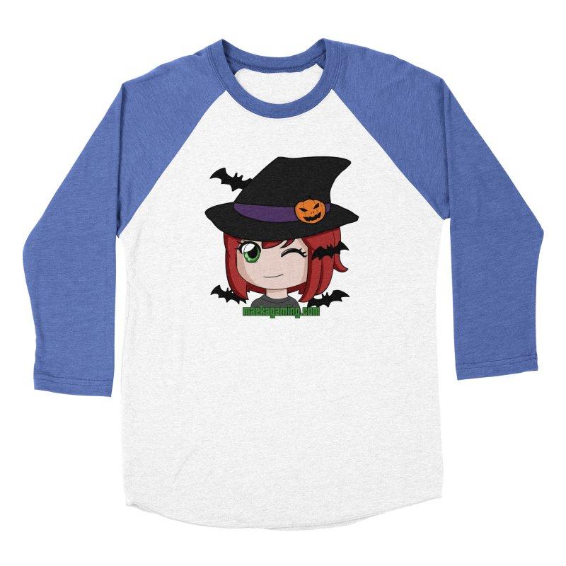 Witchy Maeka Men's Baseball Triblend Longsleeve T-Shirt by Maeka's Artist Shop