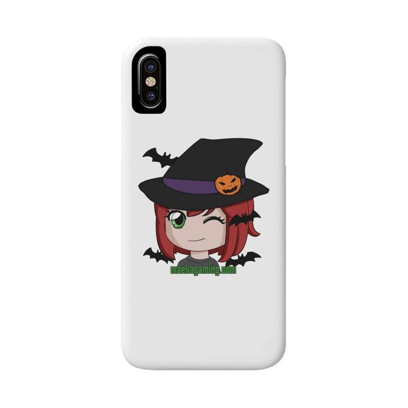 Witchy Maeka Accessories Phone Case by Maeka's Artist Shop