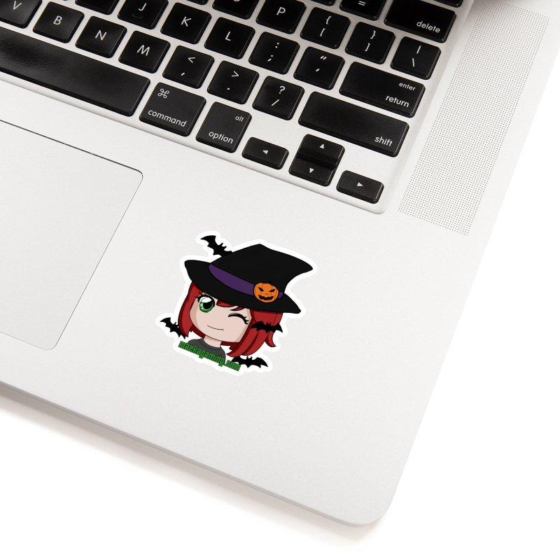 Witchy Maeka Accessories Sticker by Maeka's Artist Shop