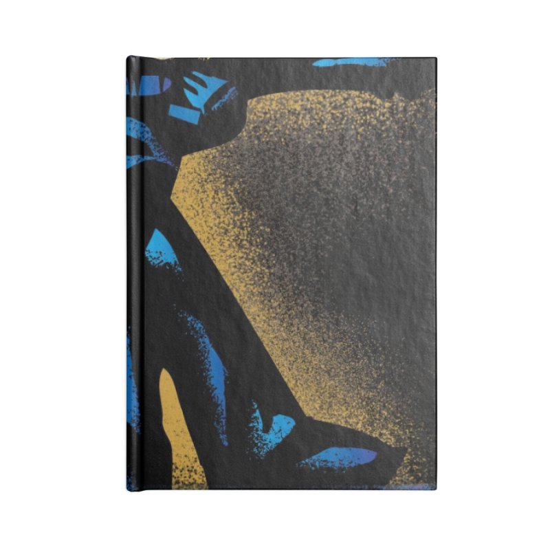 Bluesman by Russ Fagle Accessories Notebook by Magichammer Art By Russ Fagle Shop