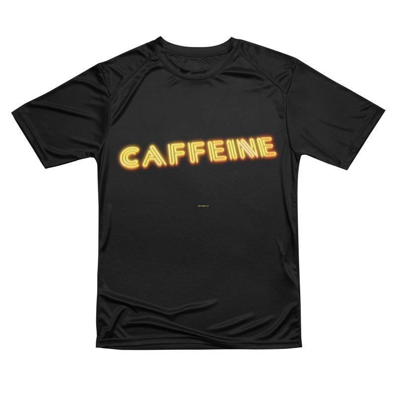Caffeine Men's T-Shirt by Magichammer Art By Russ Fagle Shop