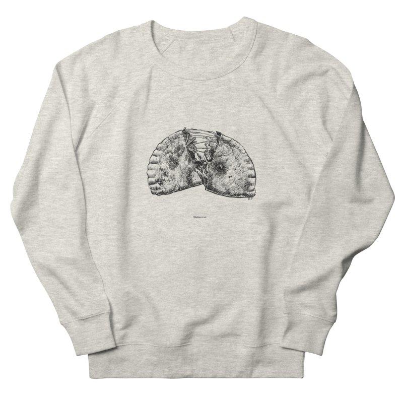 Calzone Men's Sweatshirt by Magichammer Art By Russ Fagle Shop