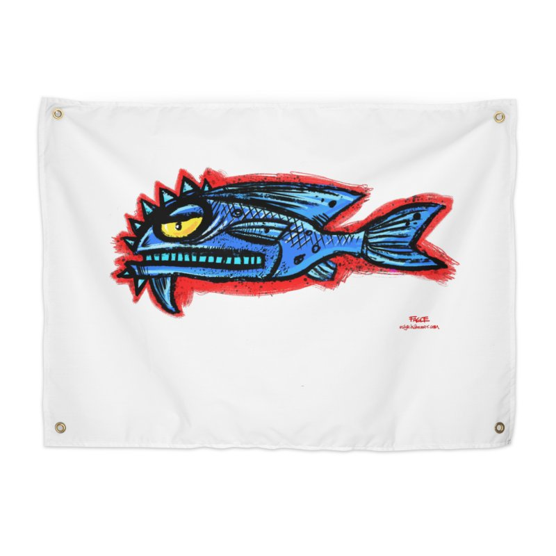Bluefish Home Tapestry by Magichammer Art By Russ Fagle Shop