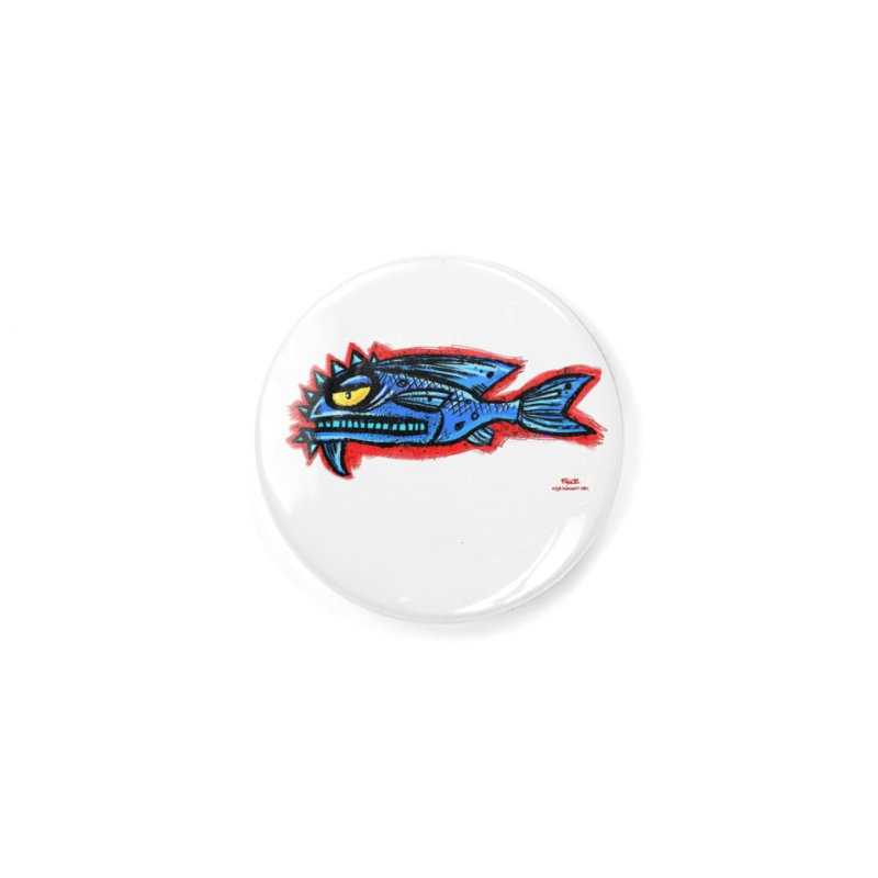 Bluefish Accessories Button by Magichammer Art By Russ Fagle Shop