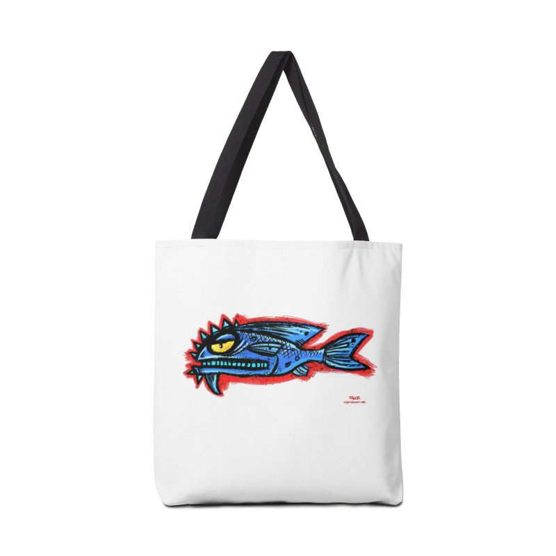 Bluefish Accessories Bag by Magichammer Art By Russ Fagle Shop