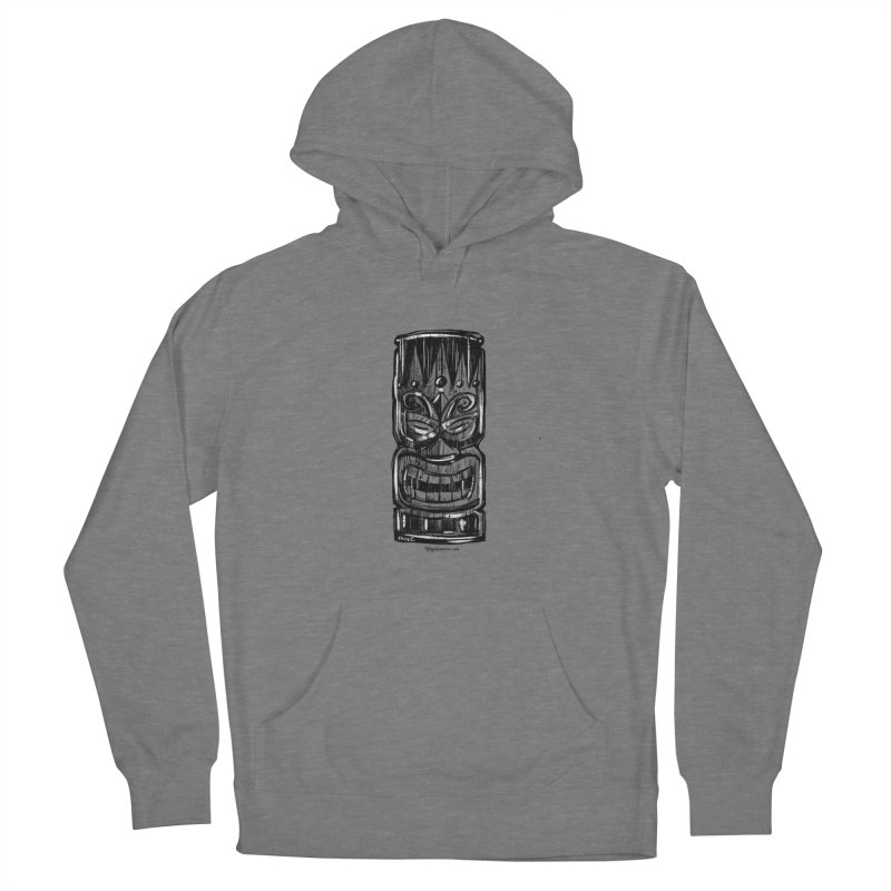 Tiki Women's Pullover Hoody by Magichammer Art By Russ Fagle Shop