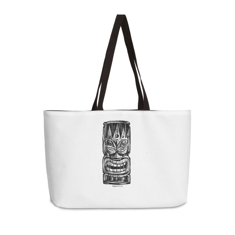 Tiki Accessories Bag by Magichammer Art By Russ Fagle Shop