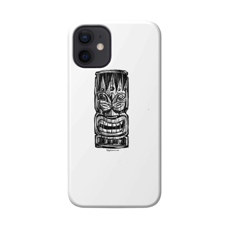 Tiki Accessories Phone Case by Magichammer Art By Russ Fagle Shop