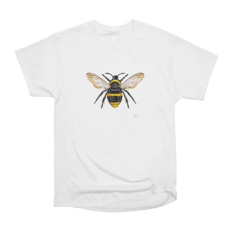 Bee Women's T-Shirt by Magichammer Art By Russ Fagle Shop