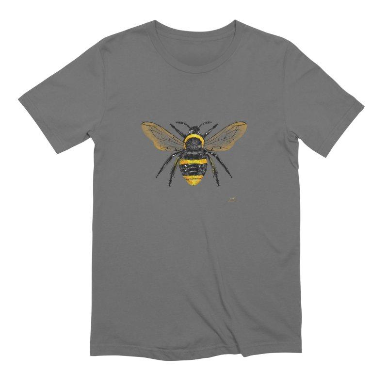 Bee Men's T-Shirt by Magichammer Art By Russ Fagle Shop