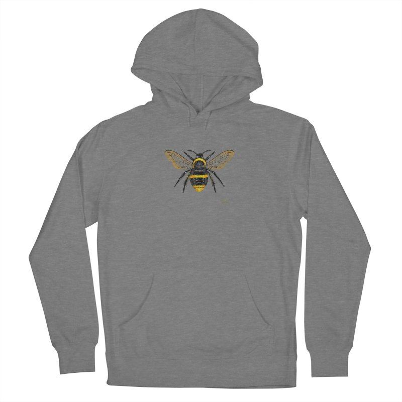 Bee Women's Pullover Hoody by Magichammer Art By Russ Fagle Shop