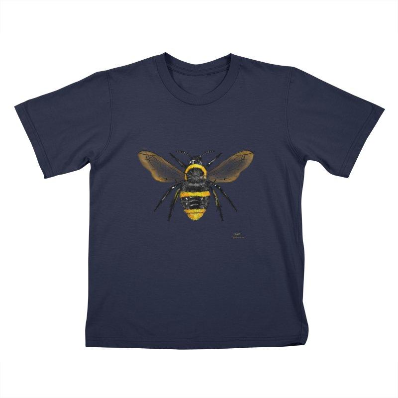 Bee Kids T-Shirt by Magichammer Art By Russ Fagle Shop