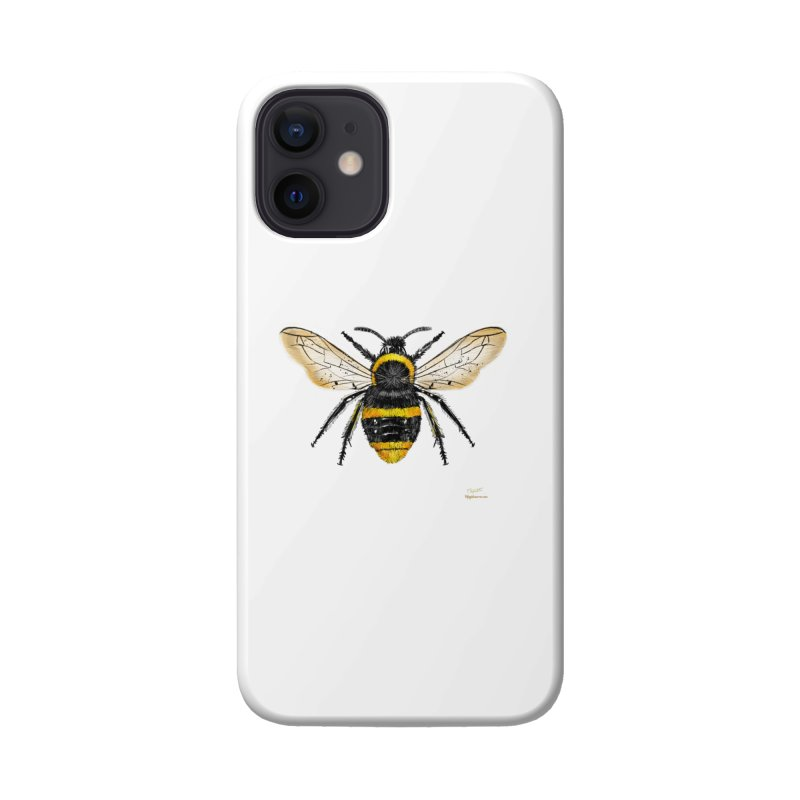 Bee Accessories Phone Case by Magichammer Art By Russ Fagle Shop