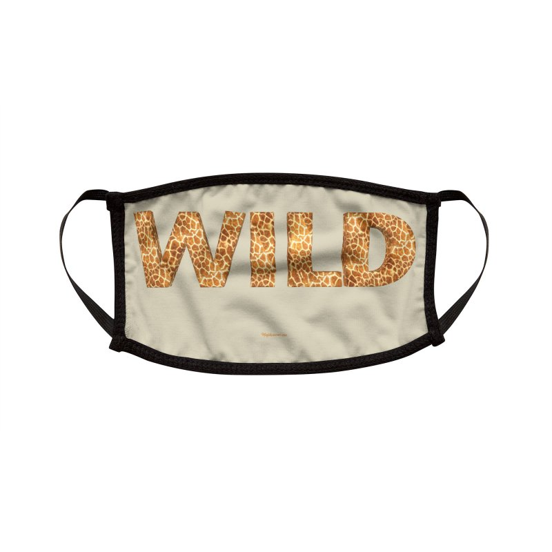 Wild Accessories Face Mask by Magichammer Art By Russ Fagle Shop
