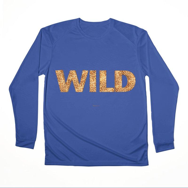 Wild Women's Longsleeve T-Shirt by Magichammer Art By Russ Fagle Shop