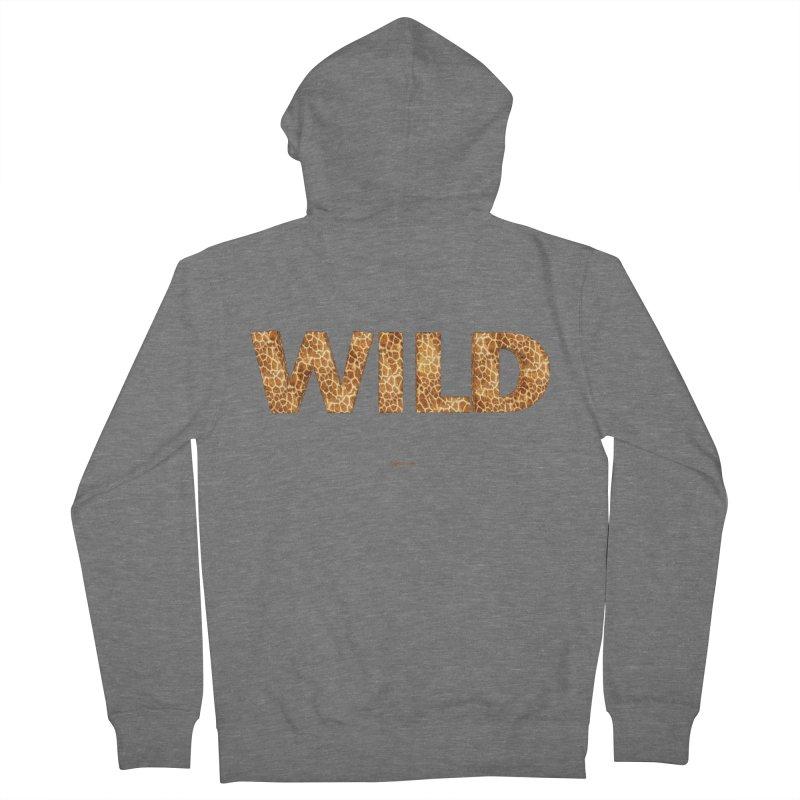 Wild Women's Zip-Up Hoody by Magichammer Art By Russ Fagle Shop