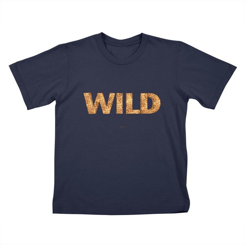Wild Kids T-Shirt by Magichammer Art By Russ Fagle Shop