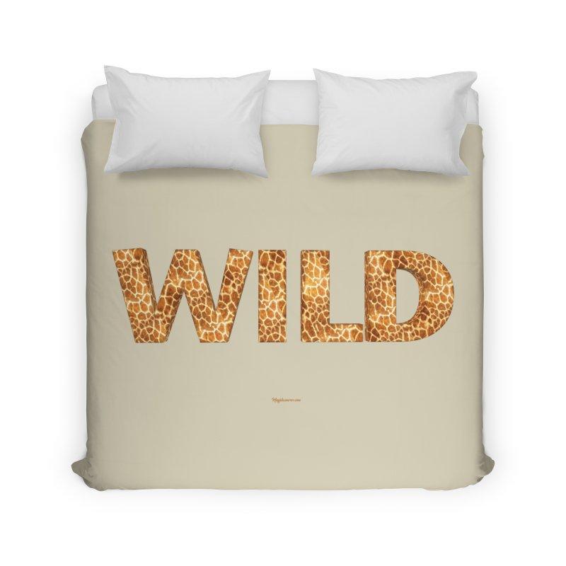 Wild Home Duvet by Magichammer Art By Russ Fagle Shop