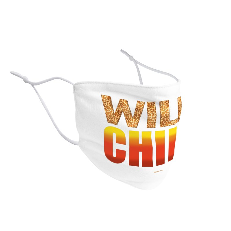 Wild Child Accessories Face Mask by Magichammer Art By Russ Fagle Shop
