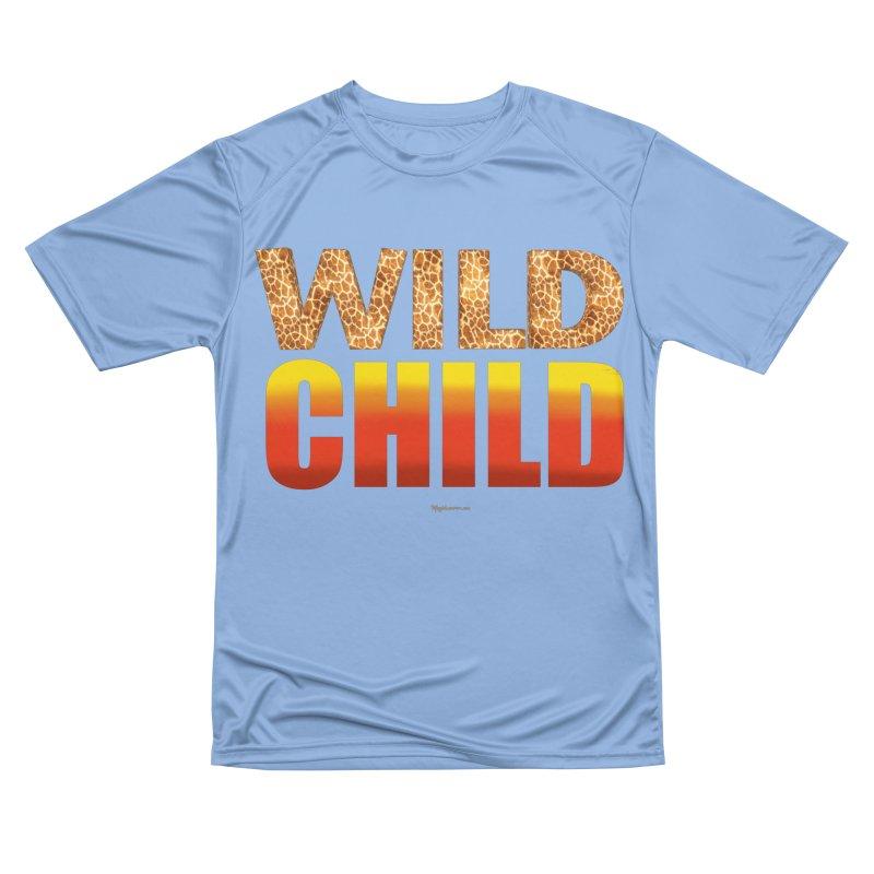 Wild Child Men's T-Shirt by Magichammer Art By Russ Fagle Shop
