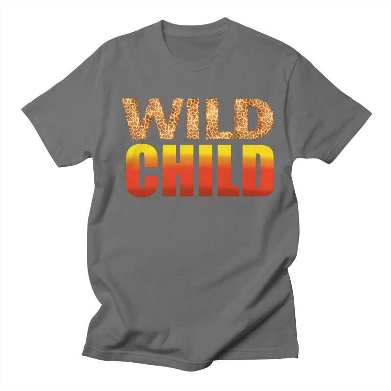 Wild Child Men's T-Shirt by Magichammer Art By Russ Fagle Shop