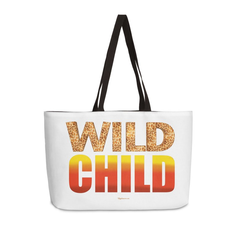 Wild Child Accessories Bag by Magichammer Art By Russ Fagle Shop
