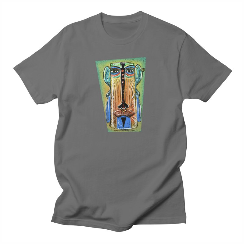 Sketchy Tiki Men's T-Shirt by Magichammer Art By Russ Fagle Shop
