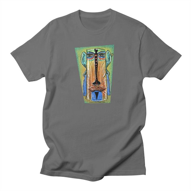 Sketchy Tiki Women's T-Shirt by Magichammer Art By Russ Fagle Shop