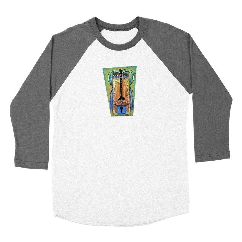 Sketchy Tiki Women's Longsleeve T-Shirt by Magichammer Art By Russ Fagle Shop